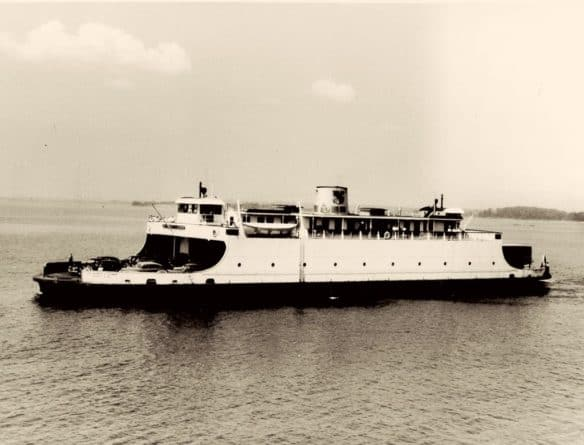Chesapeake Bay ferry