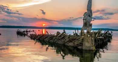 """Ghost Fleet"" of Mallows Bay May Become Federally Protected"