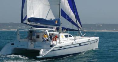 St. Francis 50 catamaran sailboat