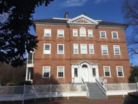 Chase Lloyd House in Annapolis