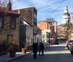 Annapolis side street