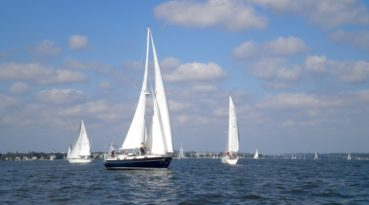 sailing in Annapolis