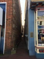 Lengyel Alley, Main Street Annapolis