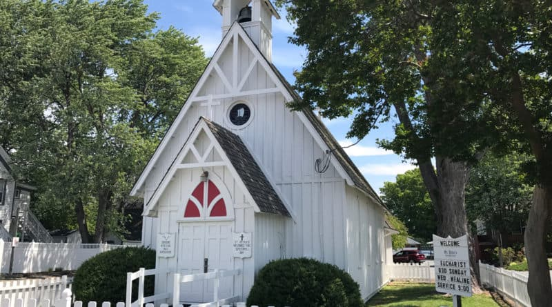 St. Peters Episcopal Church, Solomons Island, MD