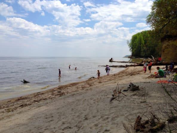Bayfront Park Beach