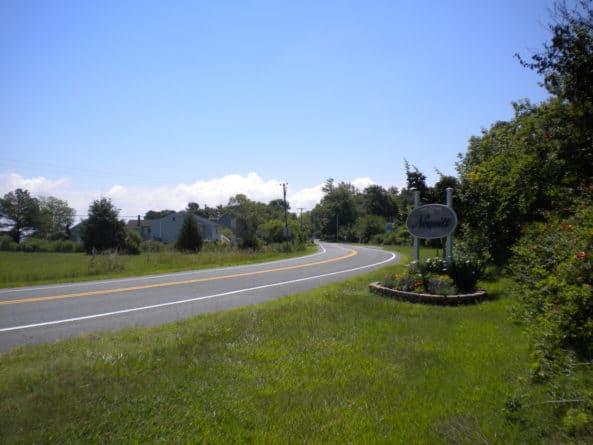 Neavitt bike route