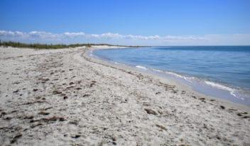 Tangier Island Beach, Virginia