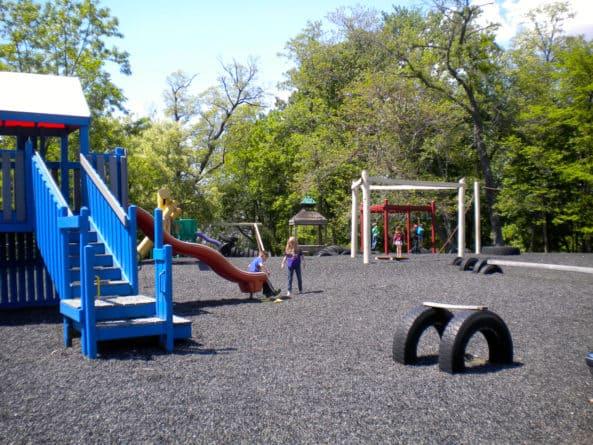 Elk Neck State Park playground