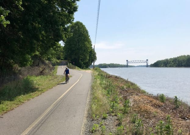 C&D Bike Trail