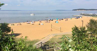 Betterton Beach in the northern Chesapeake Bay