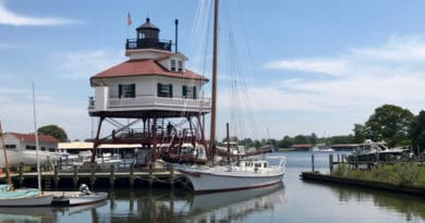 What to Do on Solomons Island