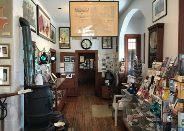Chesapeake Beach Railroad Museum