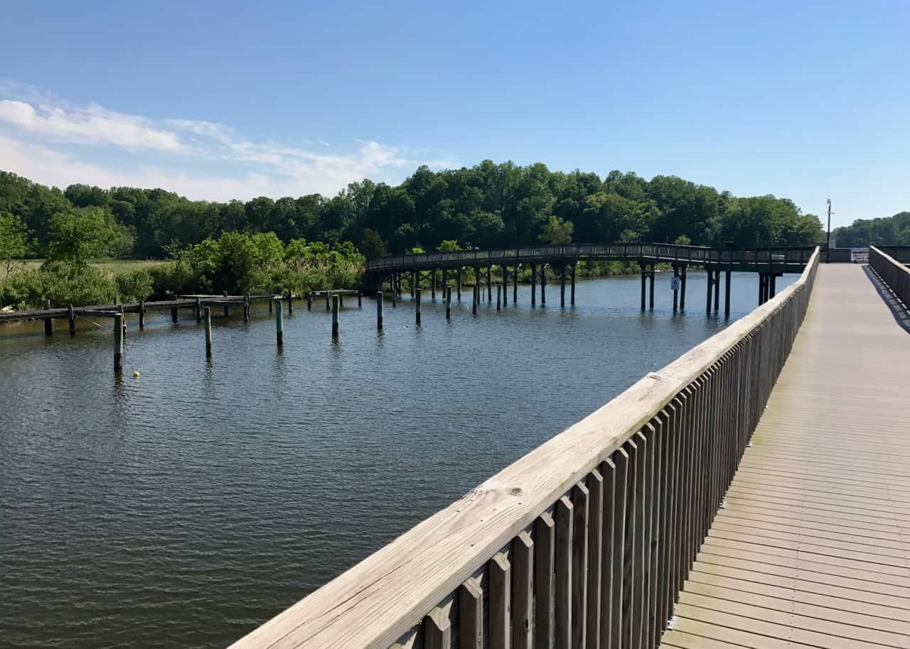 Chesapeake Beach Railway Trail