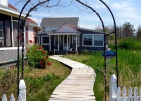 Smith Island rental home