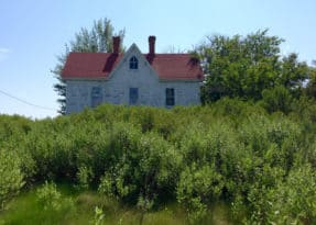 Smith Island home