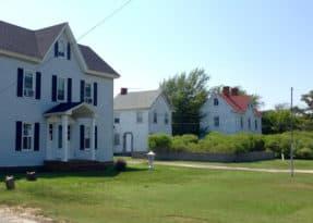 Smith Island homes