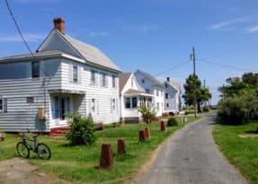 Smith Island street