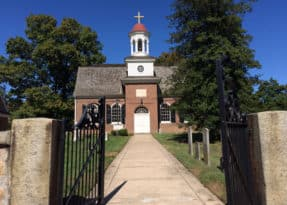 Saint Mary Anne's Episcopal Church, North East, MD