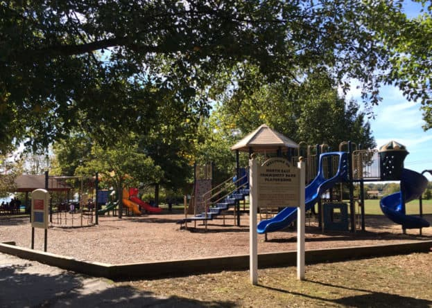 North East Community Park playground