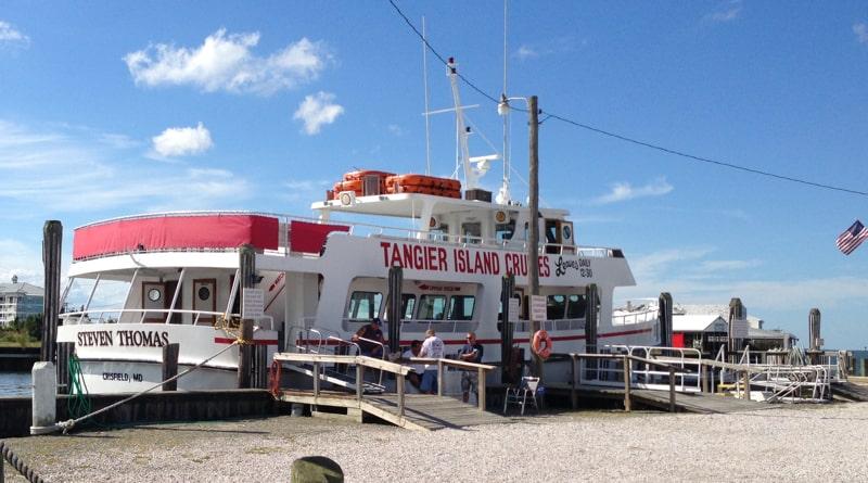 Tangier Island ferry