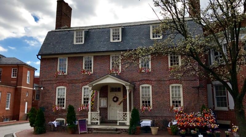 Reynolds Tavern Annapolis