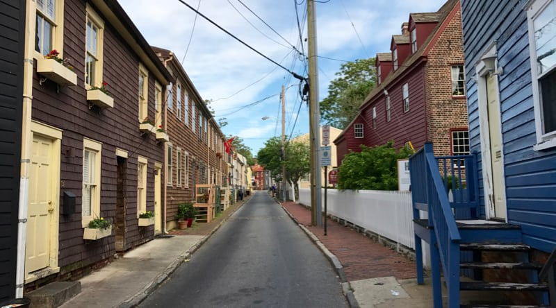 Pinkney Street, Annapolis, MD