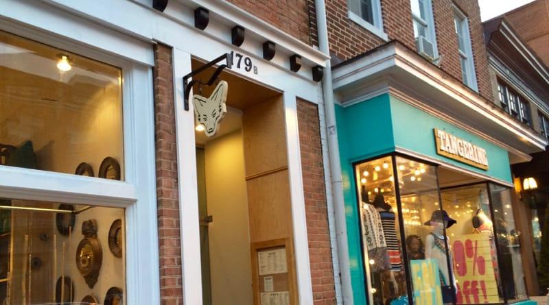 Fox's Den, an American craft gastropub on Main Street in Annapolis.