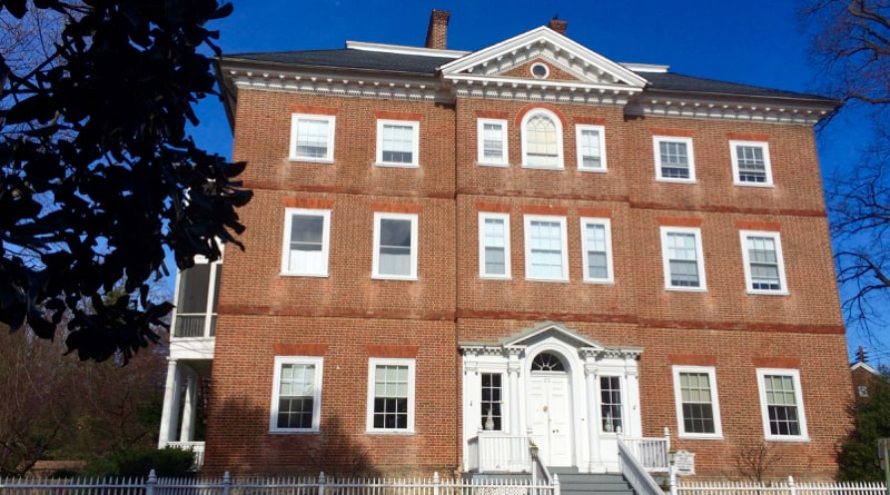Chase-Lloyd House, Annapolis, MD