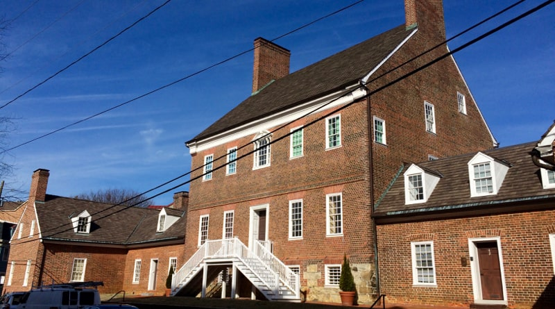 James Brice House, Annapolis, MD