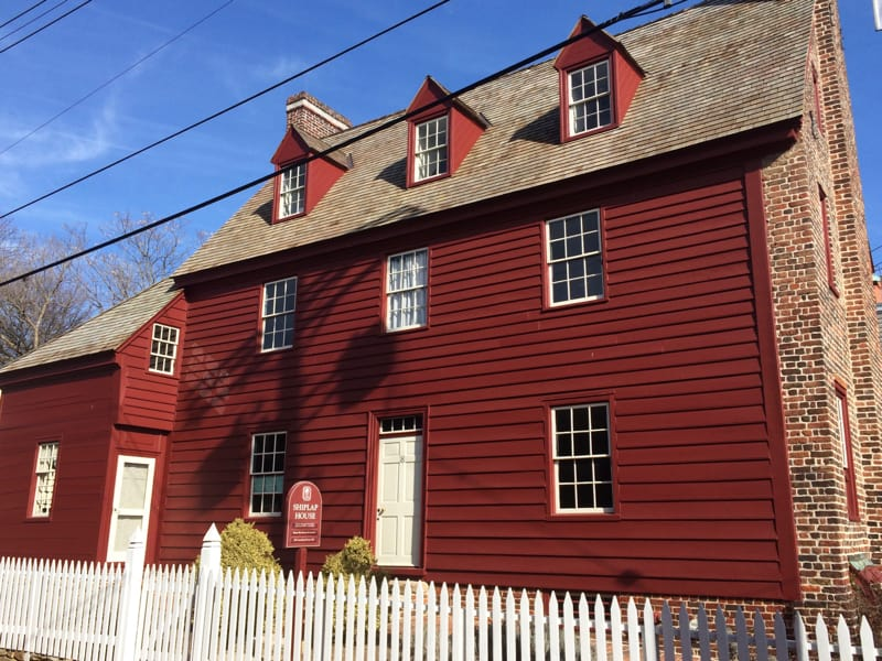 Shiplap House in Annapolis, MD