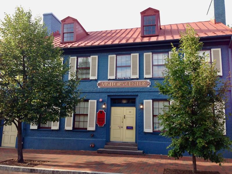Annapolis Visitor Center