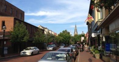 West Street Annapolis