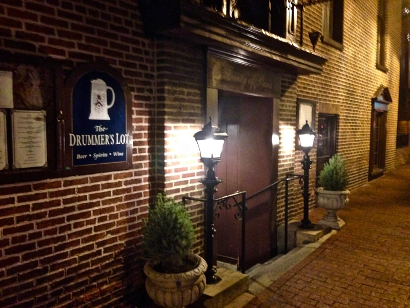 Drummer's Lot Pub in Maryland Inn, Annapolis