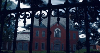 Maryland Governor's Mansion