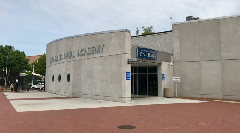 U.S. Naval Academy Visitor Center