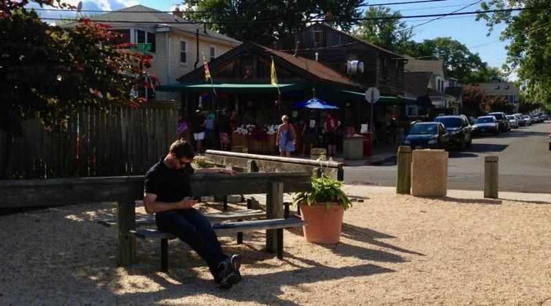 Eastport neighborhood in Annapolis