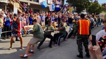 Eastport Tug of War in Annapolis