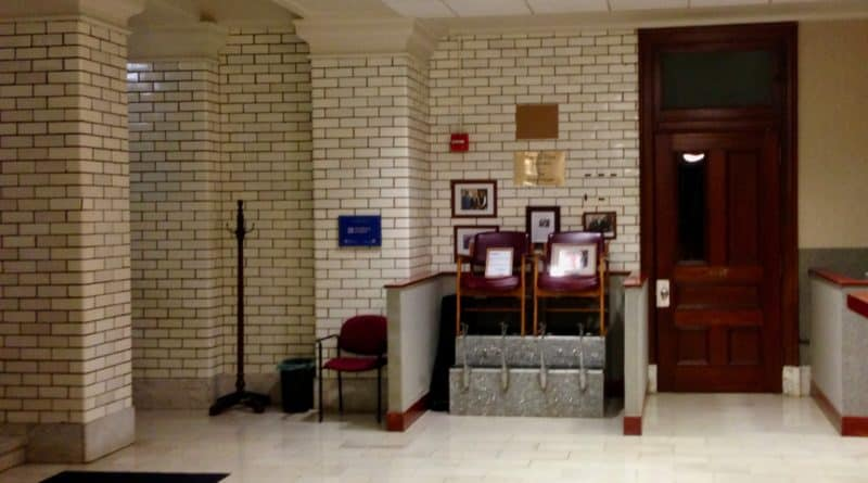 Basement of the Maryland State House