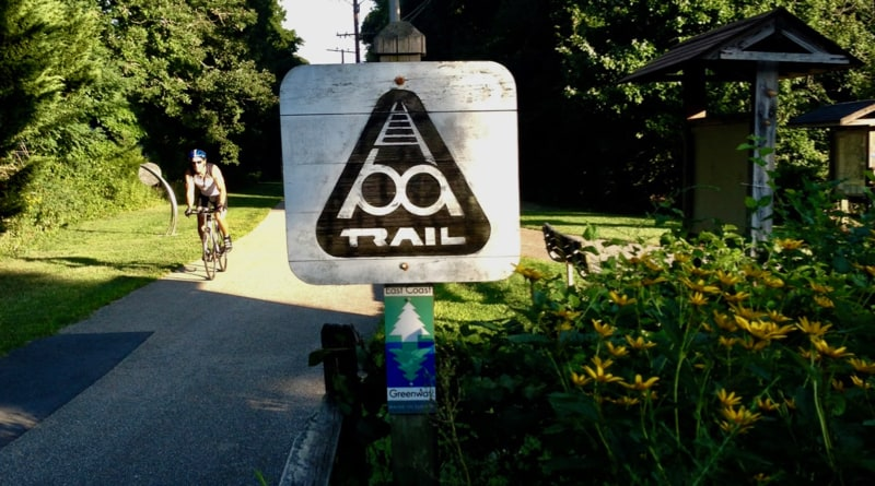 B&A Bike Trail: Details