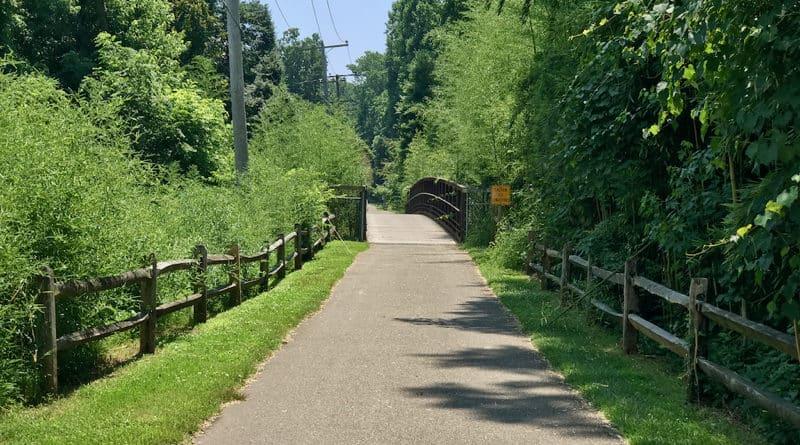 B&A Bike Trail: Overview