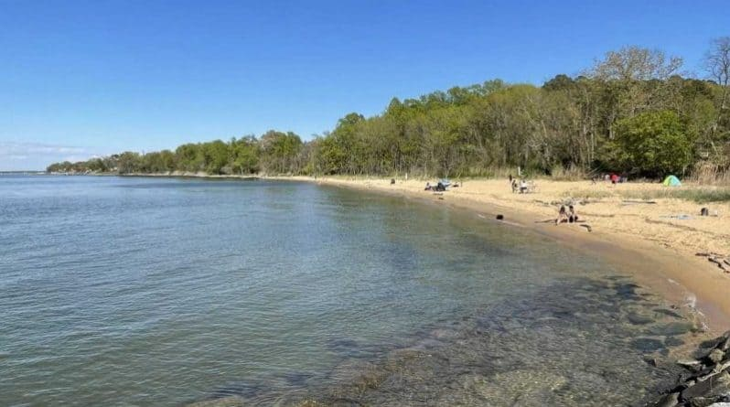 Matapeake Beach, Kent Island, MD