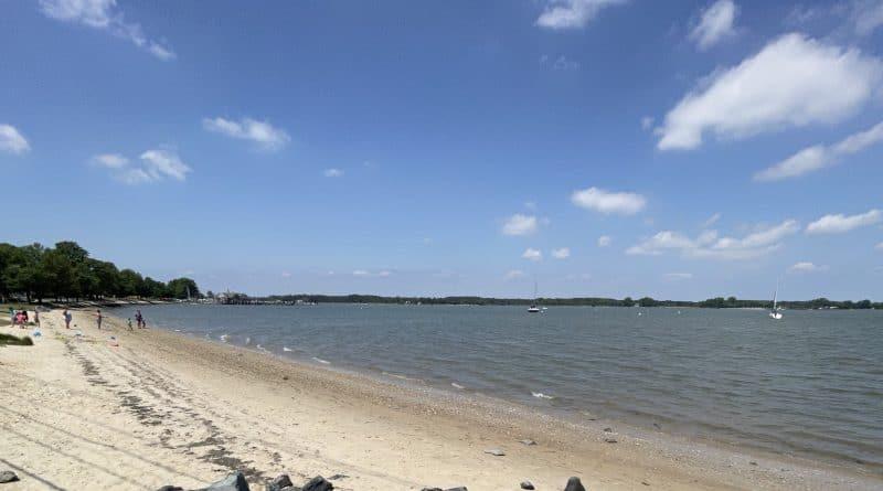 Oxford, Maryland, Strand Beach
