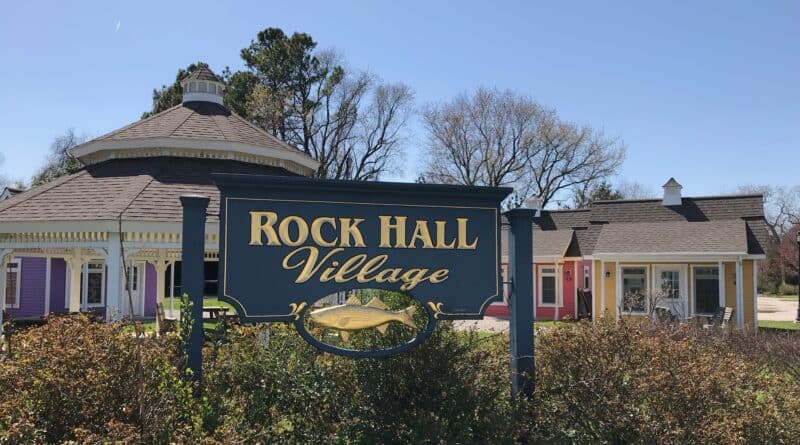 Rock Hall Village in Rock Hall, Maryland