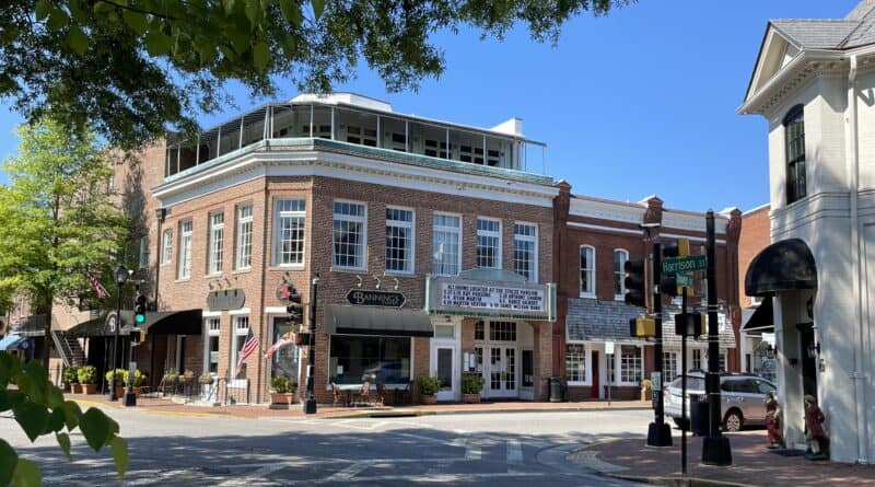 Downtown Easton, Maryland