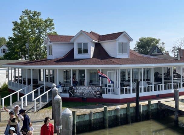 Bayside Restaurant on Smith Island