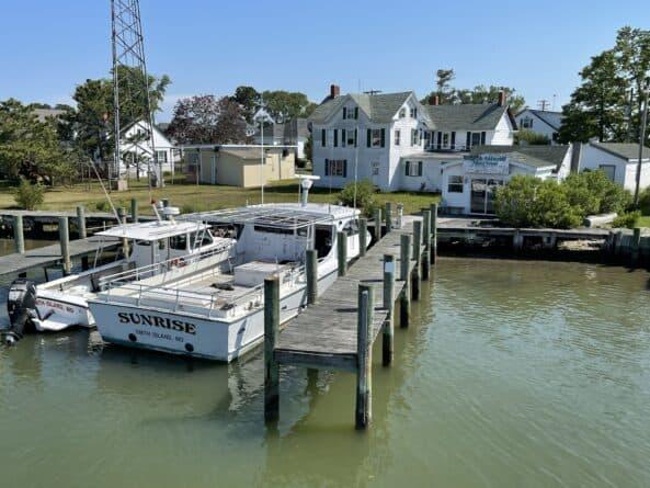 Smith Island Marina
