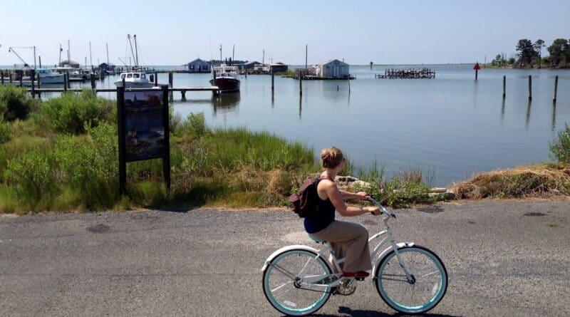 Smith Island waterfront