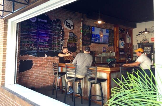 RAR Brewery in Cambridge, Maryland