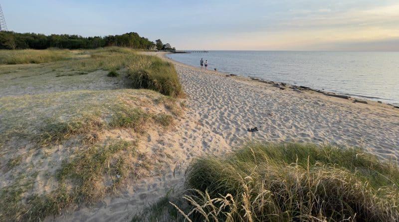 Deale Island Harbor Beach