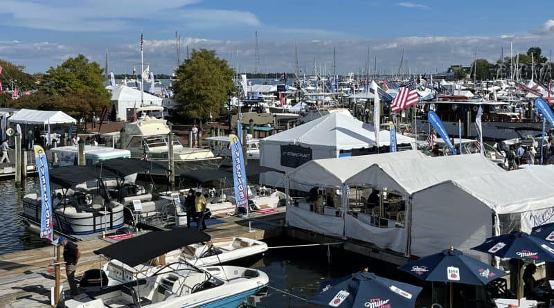 October Annapolis Boat Show 2021